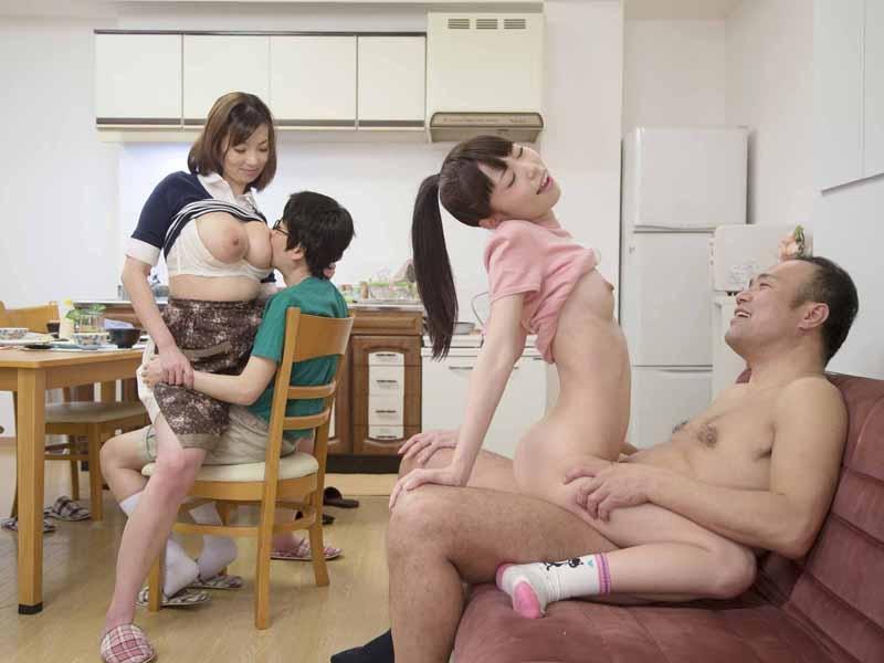 Японское Порно Инцест